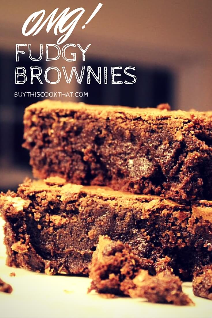 Want to experience brownie bliss? Fudgy and rich, these delicious brownies are sure to be your new favorite chocolate treat! Our best brownie recipe.