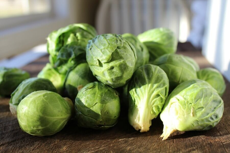 Need a new side? This simple and delicious vegetable side dish featuring nutritious Roasted Brussel sprouts. Oh, and they taste amazing!