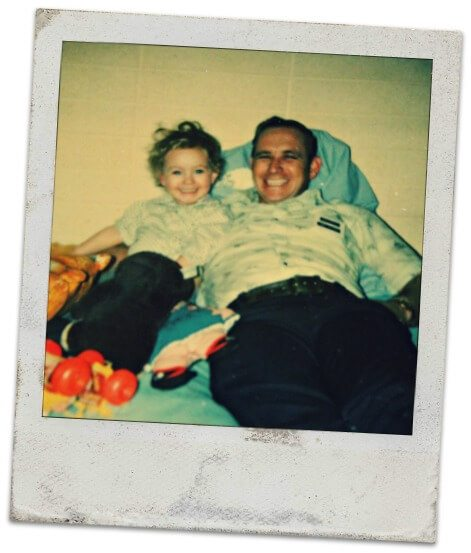 Story About Us Me and Daddy