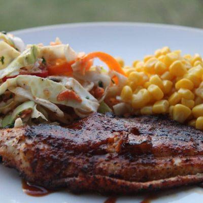 BBQ Catfish