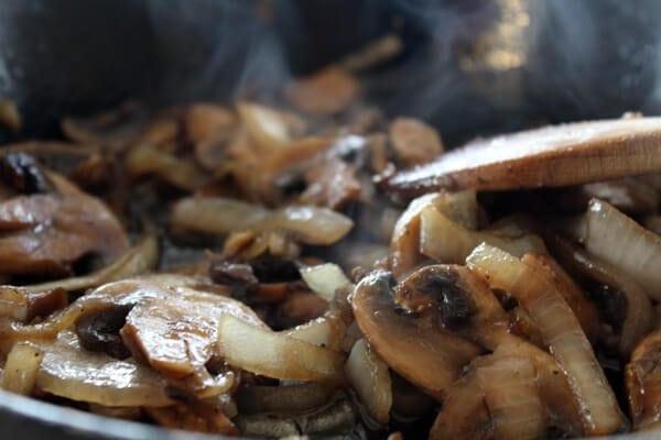 Steakhouse Mushrooms & Onions