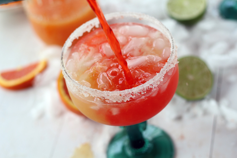 Sugar Sunset Margaritas | Buy This Cook That