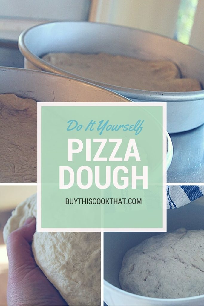 Once you nail the Best Pizza Dough Ever, you will never want take out pizza again. (Well, you know what I mean.) Seriously this will impress your friends.