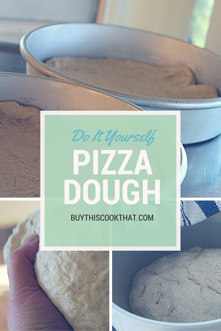 Once you nail the Best Pizza Dough Recipe, you will never want take out pizza again. (Well, you know what I mean.) Seriously this will impress your friends.