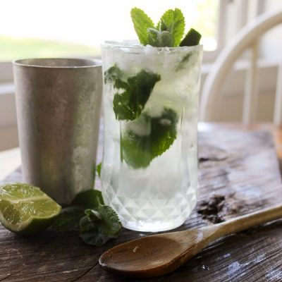 How to Make a Mojito – There's No Turning Back