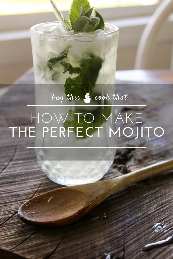 how to make the perfect vodka mojito