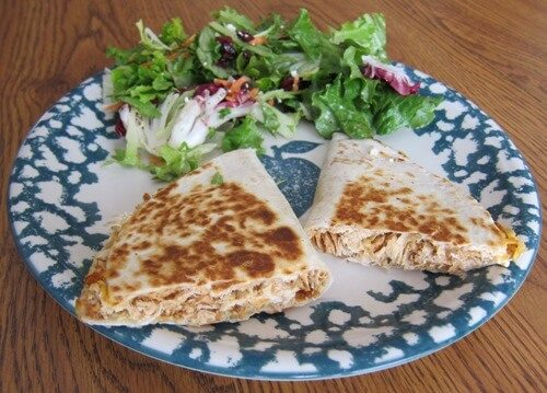 Cheese Quesadillas by Melanie Cooks Are your kids eating everything in sight? Our list of 17 Kid Approved Recipes will make you a hero. Tasty snacks and more. Yum!