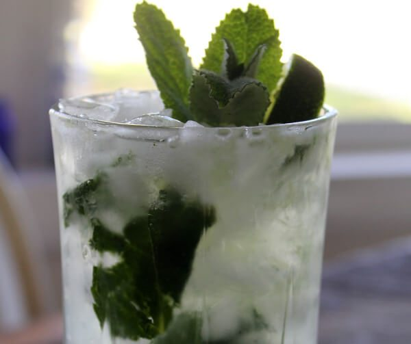 """The title of this should be """"How to Teach Your Significant Other How to Make the Perfect Mojito""""...you know, because ...lazy. Perfect drink to chill to."""