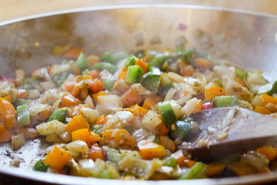 Pineapple Pepper Rice Recipe