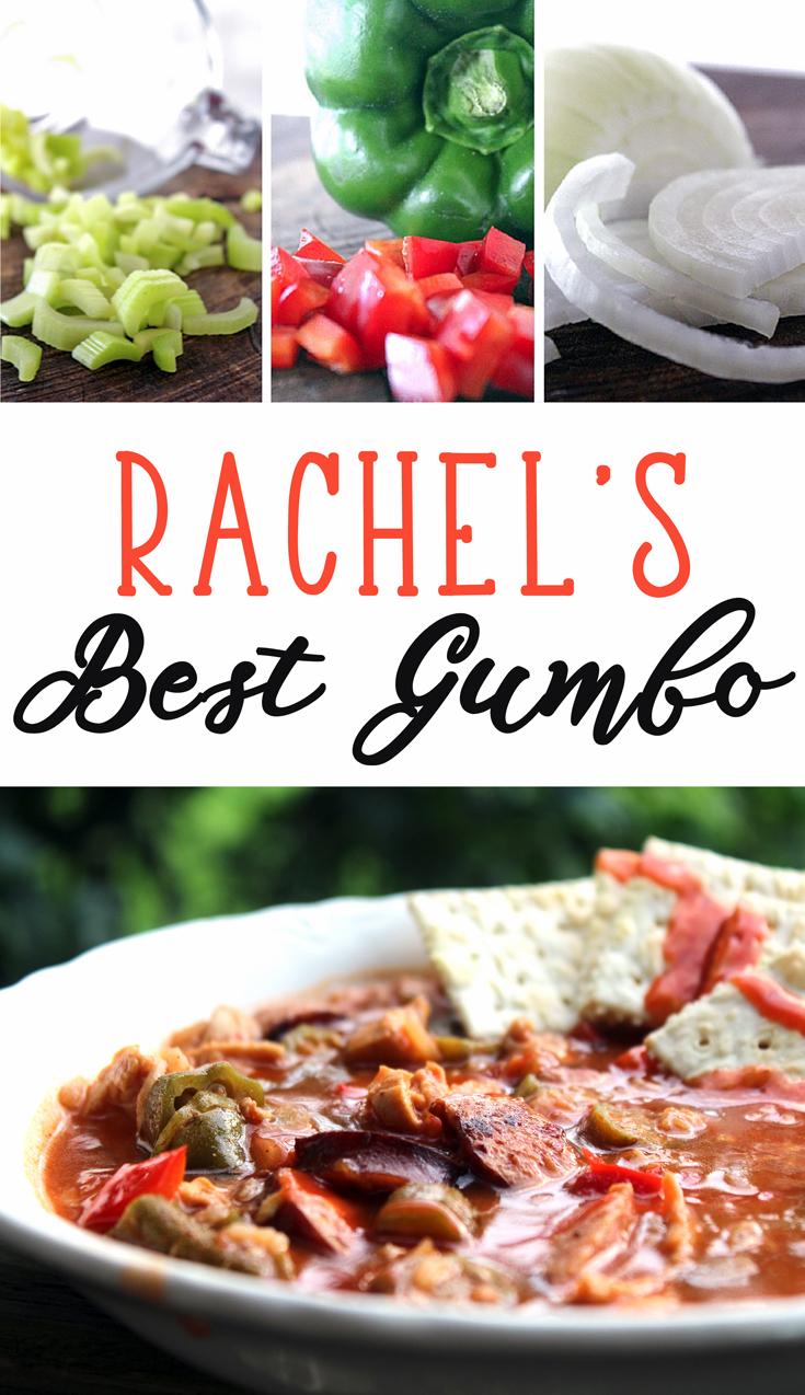 Rachel's Best Gumbo Recipe
