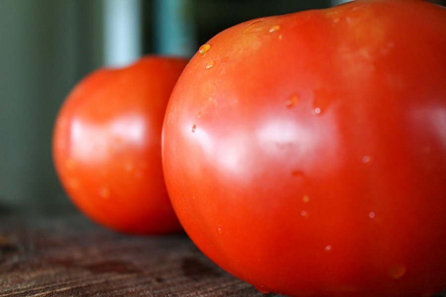 Roasted Stuffed Tomatoes Recipe