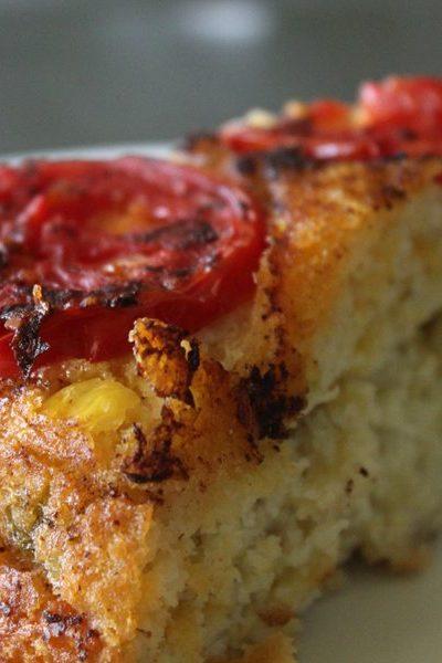 Cheddar Tomato Cornbread (Cornbread #18)