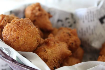 Southern Style Hushpuppies Recipe from Buy This Cook That