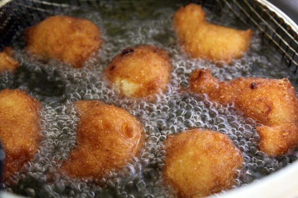 Southern Style Hushpuppies Recipe