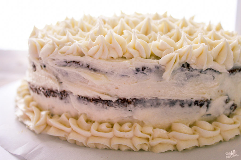 The Very Best Cream Cheese Frosting