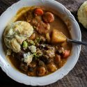 The Best Venison Stew Ever
