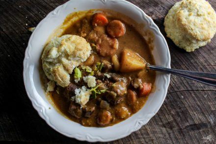 Venison Stew - Top 10 Recipes of 2017