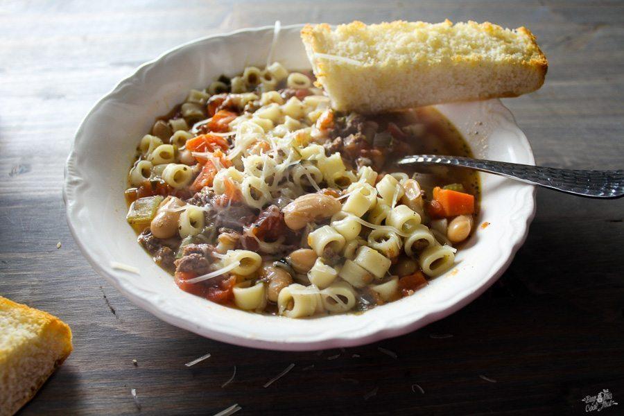 Italian Pasta Fagioli