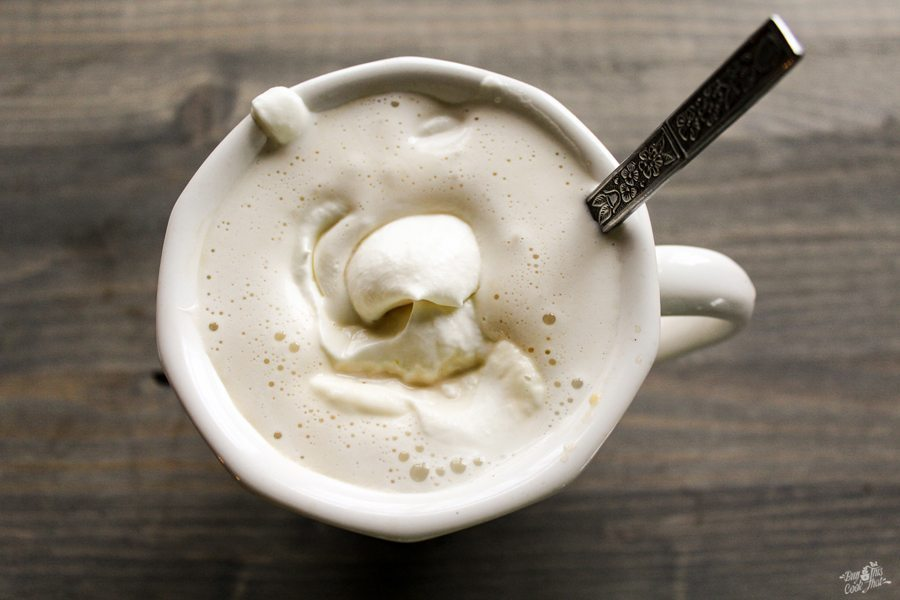 Whiskey Whipped Cream