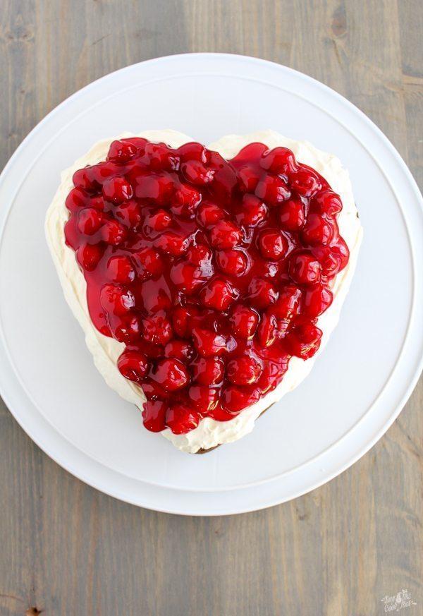 Sweetheart Brownie Bliss Dessert Recipe