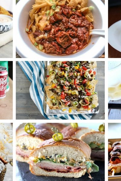 The Most Epic Superbowl Party Recipes Ever
