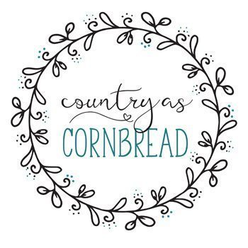 Country as Cornbread | Farmhouse Printables from Buy This Cook That