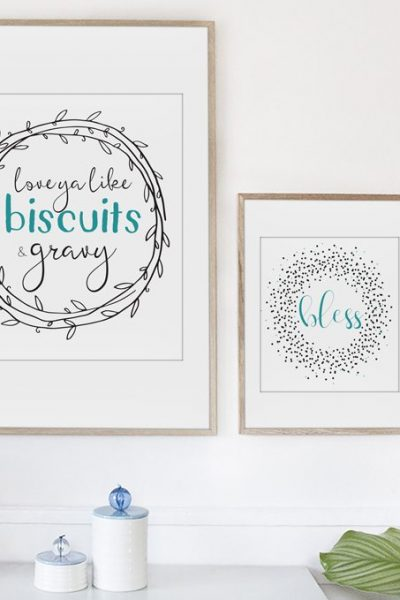 5 Free Farmhouse Printables