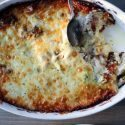 Jacked Up Potatoes Au Gratin