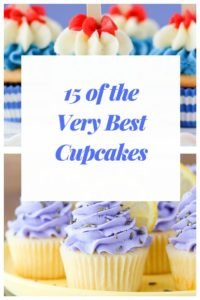 We have searched all over the internet and have found the very best cupcake recipes from the most talented food bloggers and bakers.