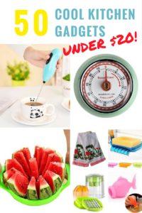 50 Plus Cool Kitchen Gadgets Under $20
