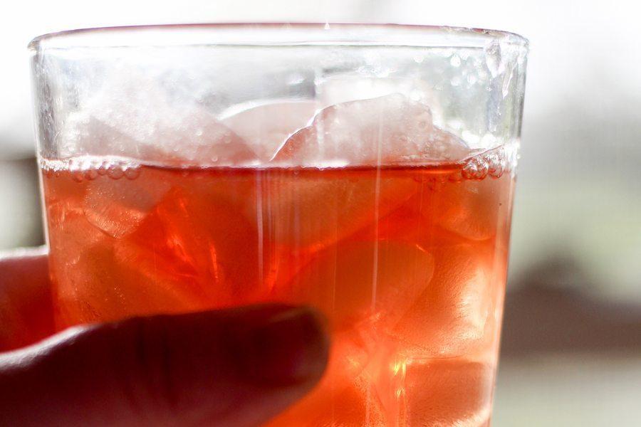 How to Make Sun Tea   Pineapple Cranberry Sun Tea