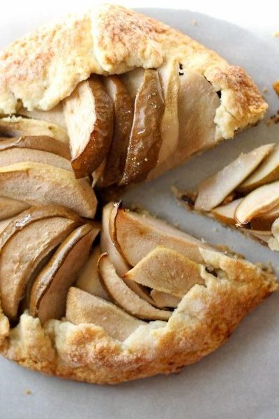 Rustic Pear Galette – A Simple Pastry Recipe