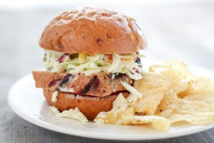 Grilled Pork Tenderloin Sandwiches #shop #RealFlavorRealFast