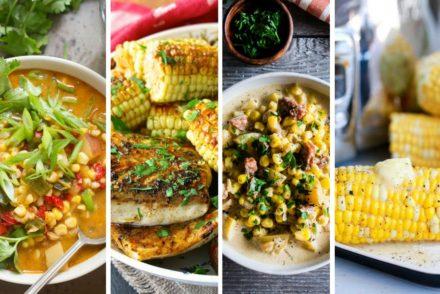 The Best Corn Recipes