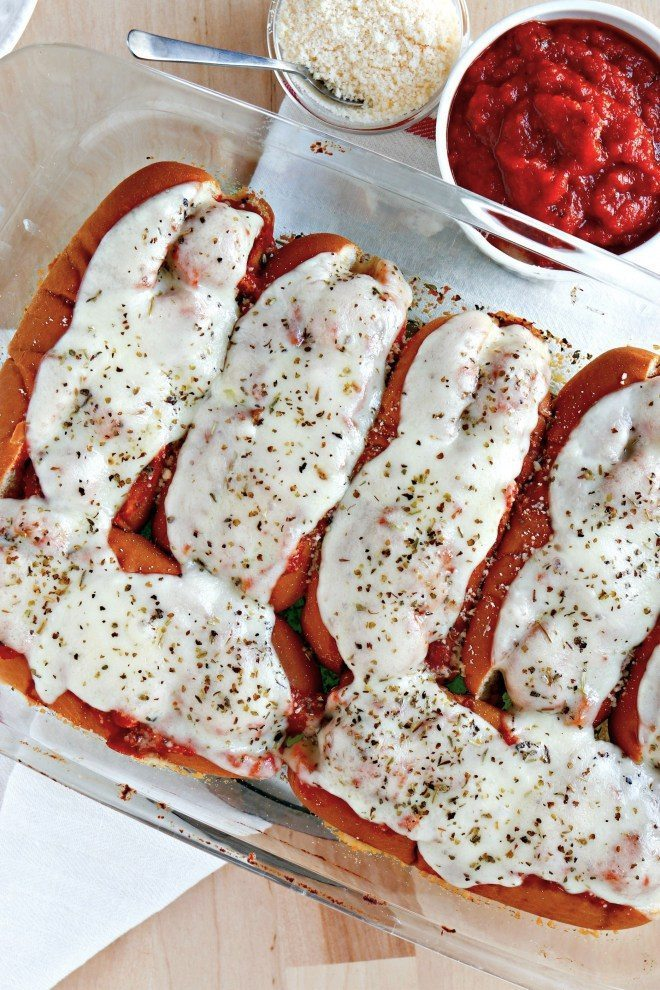 Weeknight Dinner Recipes Easy Meatball Subs by A Certified Pastry Aficionado