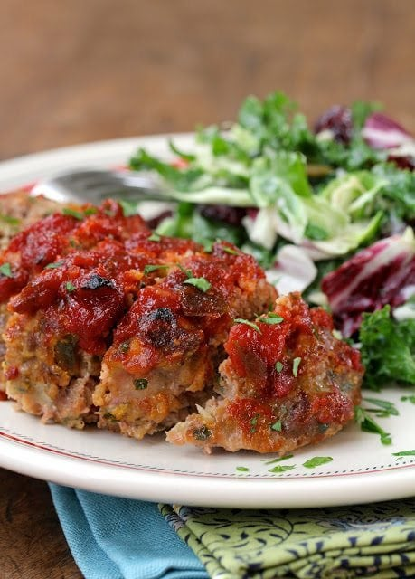 Weeknight Dinner Recipes Individual Meatloves with Chili Sauce by Karen's Kitchen Stories