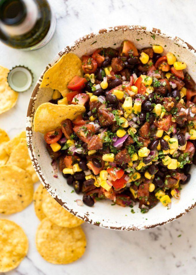 Pig Out Salsa Recipe Tin Eats   21 Best Salsa Recipes