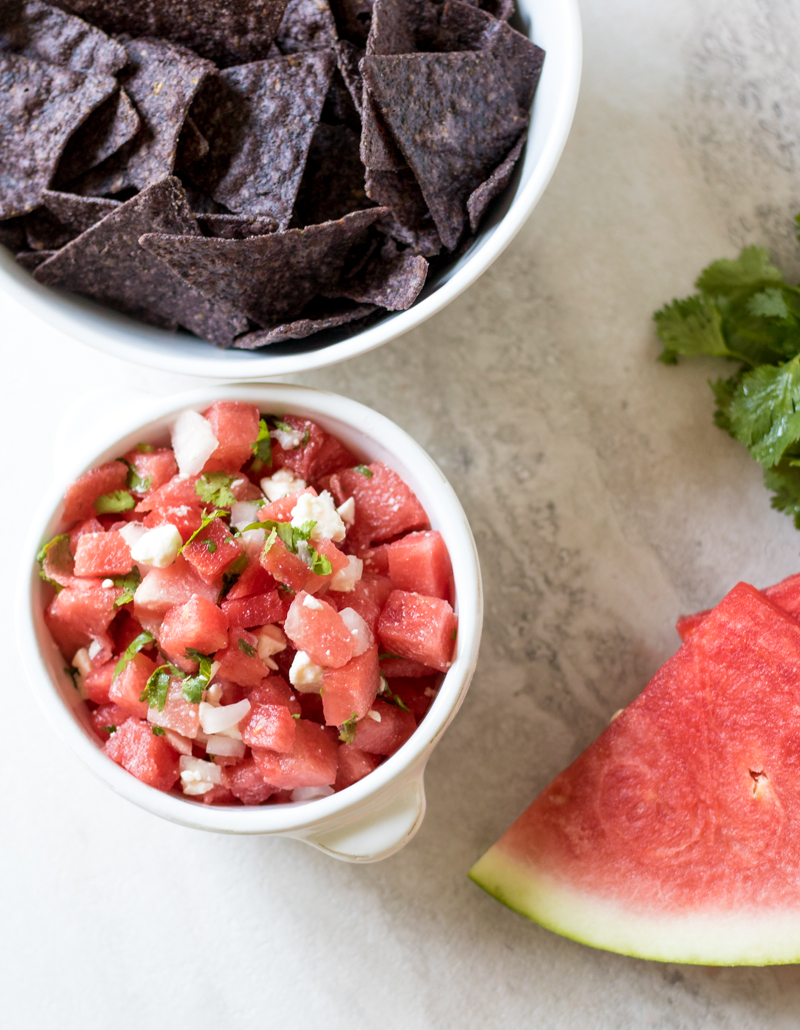 Watermelon Salsa | 21 Best Salsa Recipes