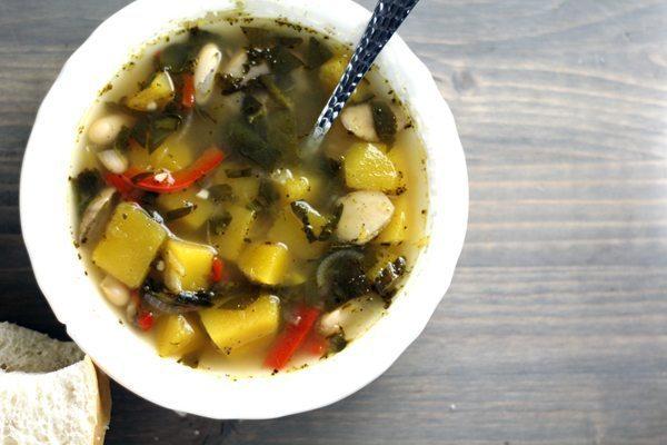 Fall Butternut Squash Soup