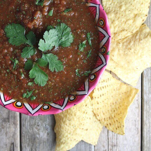 Salsa Suprema | 21 Best Salsa Recipes