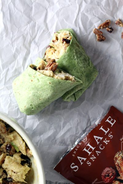 Rock Your Lunchbox: Pecan Chicken Wraps with Homemade Honey Mustard