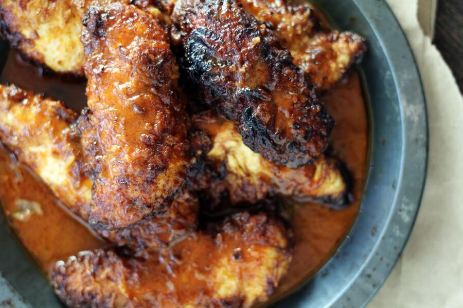 Southern Fried Firecracker Chicken Tenders