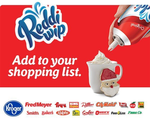 Reddi Wip Coupon Offer from Kroger