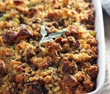 Sausage Cornbread Dressing | Buy This Cook That