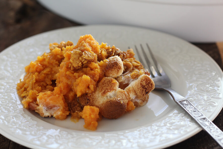 Dig into the best sweet potato casserole this Thanksgiving.