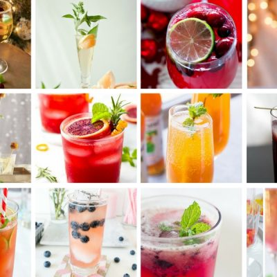 12 Sparkling Mocktail Recipes for NYE