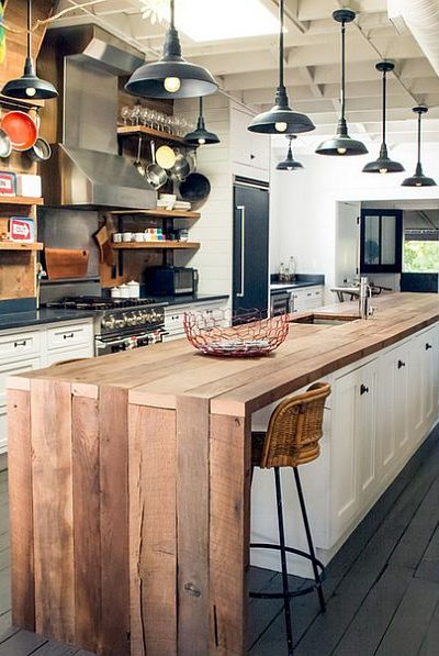 14 Times They Got Kitchen Islands Right