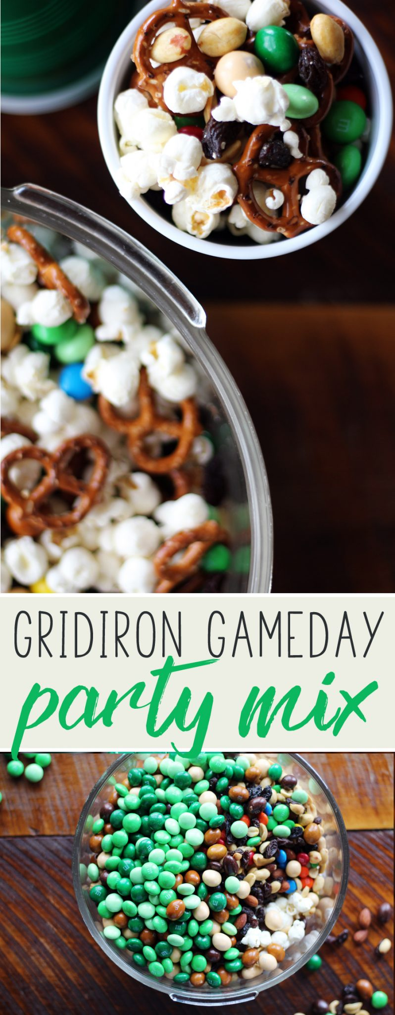 Gridiron Gameday Party Mix