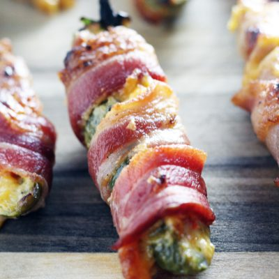 Pimento Cheese Bacon Jalapeno Poppers