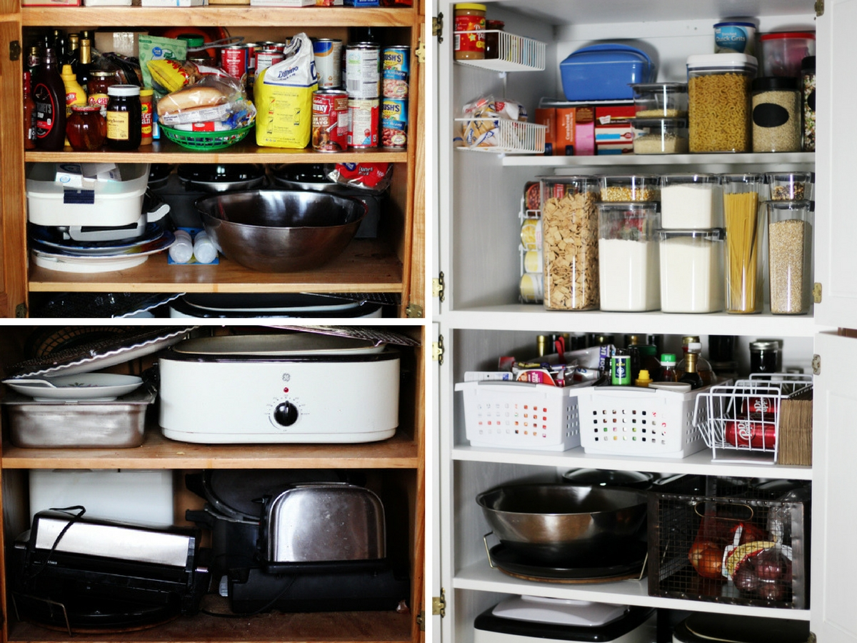 My Perfect Kitchen Pantry Makeover Buy This Cook That